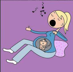 Line Severinsen embarazo naturayterapia