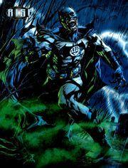 """Added by Roningeorge   A Noite Mais Densa (""""Blackest Night"""", no original) é um crossover publicado em 2009/2010 pela DC Comics , que c..."""