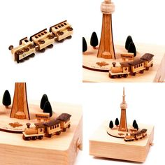 #cntower #woodenmusicbox #only #supersmartchoices #toronto #art #crafts #youwilllovethis #handmade #backstock #twoleft @lovebtntheracks  @toronto_insta @ontariotravel  thanks for watching!