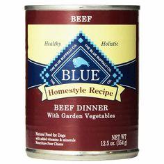 Grange Co-op: BLUE Adult Dog Beef Dinner with Garden Vegetables & Sweet Potatoes 12.5 oz Can