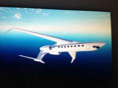 Nice airplane