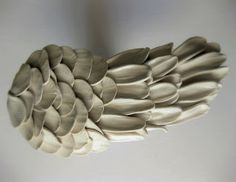 Let's keep it wild.: Botanical sculpture tiles