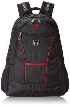 New Black Swiss Gear 15 Inch Computer Back Pack Travel Camping School Book Bag  #SwissGear #Backpack #Travel #Camping #Bag