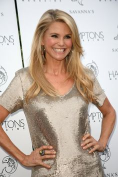 Christie Brinkley in her 50'S!