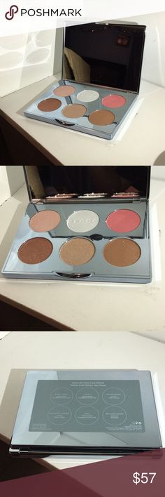becca apres ski glow face palette 🌺guaranteed authentic 🌺new 🌺no box 🌺NO TRADES 🌺no holds 🌺offers are welcome, but lowballers will be blocked 🌺all swatch pics are from google 🌺orders will be shipped next day 🌺please ask any questions BECCA Makeup Luminizer