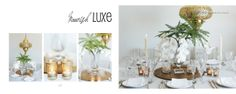 Luxe Catalogue Winter 2013 / Winter 2014