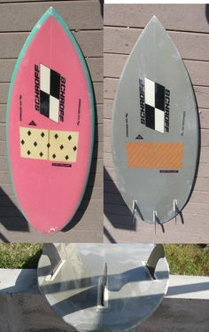 Peter Schroff made some fatties back in the day!!   Schroff surfboards
