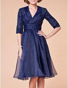 http://www.lightinthebox.com/A-line-V-neck-Knee-length-Organza-Mother-of-the-Bride-Dress_p215320.html?prm=1.2.1.0
