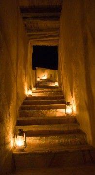 Unusual Hotels: Siwa Oasis Adere Amellal, Sunrise
