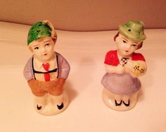 A personal favorite from my Etsy shop https://www.etsy.com/listing/292858855/german-boy-and-girl-salt-pepper-shaker