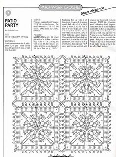 Magic crochet № 145 - Edivana - Álbuns da web do Picasa