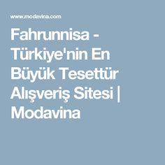 Fahrunnisa - Türkiye'nin En Büyük Tesettür Alışveriş Sitesi | Modavina