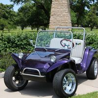 Dune Buggy Golf Cart