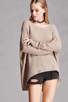 Oversized Dolman Sweater