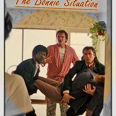 Pulp Fiction  'The Bonnie Situation' - John Travolta, Quentin Tarantino