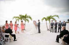 North Ceremony site at the Grand Plaza, St Pete Beach, http://celebrationsoftampabay.com/photographers-st-pete-beach/