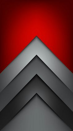 Red And Grey Chevron Wallpaper Iphone 6