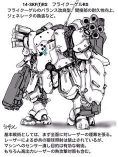Armored Core, Mecha Suit, Sci Fi Armor, Battle Droid, Super Robot, Robot Design, Mechanical Design, Robot Art, Weird Art