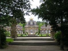 Bayreuth Germany, Hermitage: GermanyJa.com