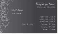 elegance elegant Standard Business Cards