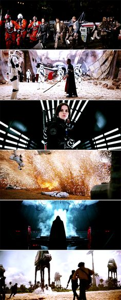 Rogue One: If you continue to fight, what will you become?  #starwars