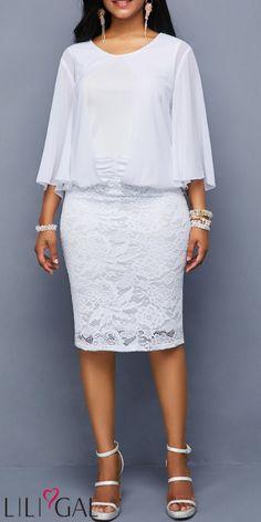 22 Ideas moda femenina vestidos para gorditas for 2020 Trendy Dresses, Elegant Dresses, Sexy Dresses, Trendy Outfits, Casual Dresses, Fashion Outfits, Dress Fashion, African Attire, African Fashion Dresses