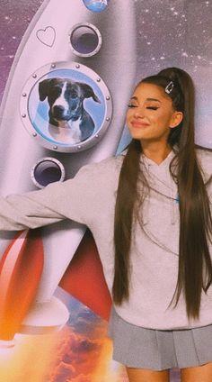 Ariana Grande Background, Ariana Grande Wallpaper, Light Of My Life, Love Of My Life, Love Her, Gossip Girl, Ariana Grande Pictures, Ariana Grande Cute, Thank U