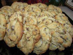 Susan Recipe: Almond Joy Cookies