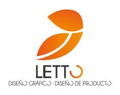 Letto, Logotipo, pájaro, diseño gráfico