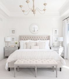 Home Interior Wall Neutral gray bedroom - 7 Things You Must Consider When Decorating a Bedroom.Home Interior Wall Neutral gray bedroom - 7 Things You Must Consider When Decorating a Bedroom Gold Bedroom Decor, Room Ideas Bedroom, Home Bedroom, Quirky Bedroom, Design Bedroom, Grunge Bedroom, Modern Elegant Bedroom, Aesthetic Bedroom, Contemporary Bedroom