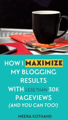 Think your blog is doomed if you have less traffic?  You really don't have to sit back and play the wait game till your traffic picks up. Just follow these 8 simple steps to get more out of the little traffic you have. You'll see your income and email list soar even with less than 20k page views a month.