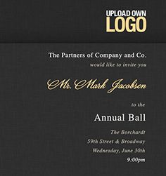 Online corporate invitation cards eventkingdom corporate invitations business anniversary google search stopboris Image collections