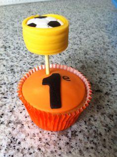 Korfbal Cupcake