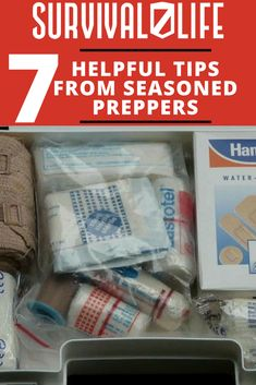 Planning for survival might seem like an overwhelming task if you are a virgin prepper! These expert tips will get you started on the right path. #SurvivalLife #Survival #Beginner #Ideas