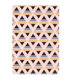 Triangles are my favourite shape. Textile Patterns, Textile Design, Textiles, Pretty Patterns, Color Patterns, Party Fiesta, Chevrons, Happy Kitchen, Triangles