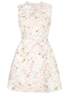 Giambattista Valli Printed Dress