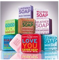Soap in a Tin 8,50€