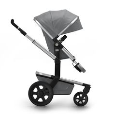 Joolz Day 2 Studio Pushchair & Carrycot Package (Graphite) £829