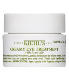Kiehl's Creamy Eye Treatment with Avocado - FAVORITE ★ 5/5