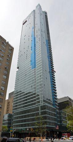 252 East 57th Street - The Skyscraper Center  Design | #MichaelLouis - www.MichaelLouis.com
