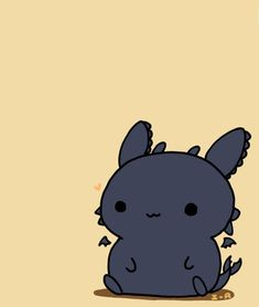 Chibi Toothless :3 More