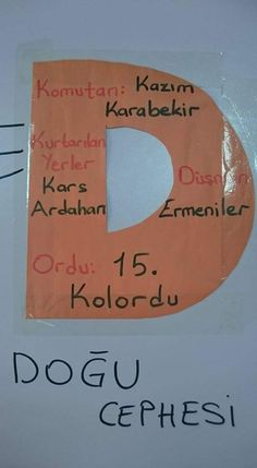 Doğu cephesinde Classroom Activities, Social Studies, Karma, Childrens Books, Nostalgia, Study, Science, Education, School