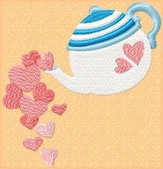 I want Tea