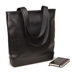"Moleskine Tote Bag | Vickerey Vegan bag - polyurethane ""pu"""