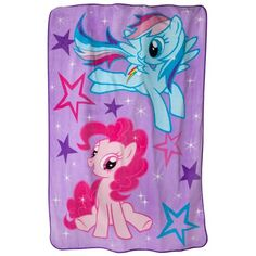 "My Little Pony Big Pillow Case 58x38cm//23/""x15/"" MLP Pillow High Quality UK Stock"