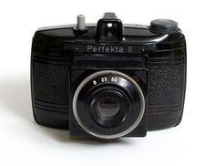 Perfekta II.  Information and pictures taken with perfekta II.
