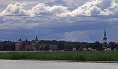 Vy från Strandbadet (View over Mariefred) by JsonLind, via Flickr