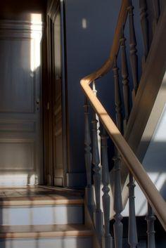couleur escalier sobre http://www.d-id.be