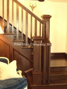 Traditional Wood Stairway Railings   Google Search