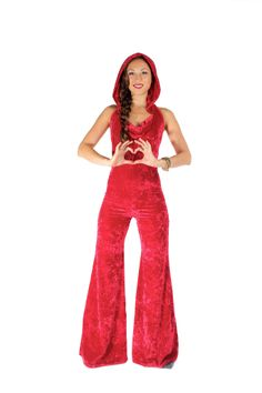 Red Crush Velvet LOVE! http://warriorwithindesigns.com/collections/velvets/products/red-velvet-onesie $145